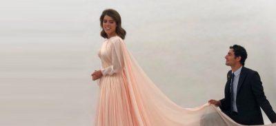 Опубликовано фото свадебного платья принцессы Евгении