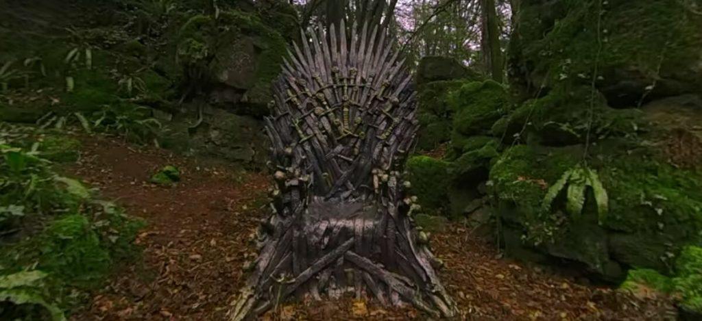 «Игра престолов» стала квестом