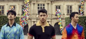 Jonas Brothers выпустили новый клип