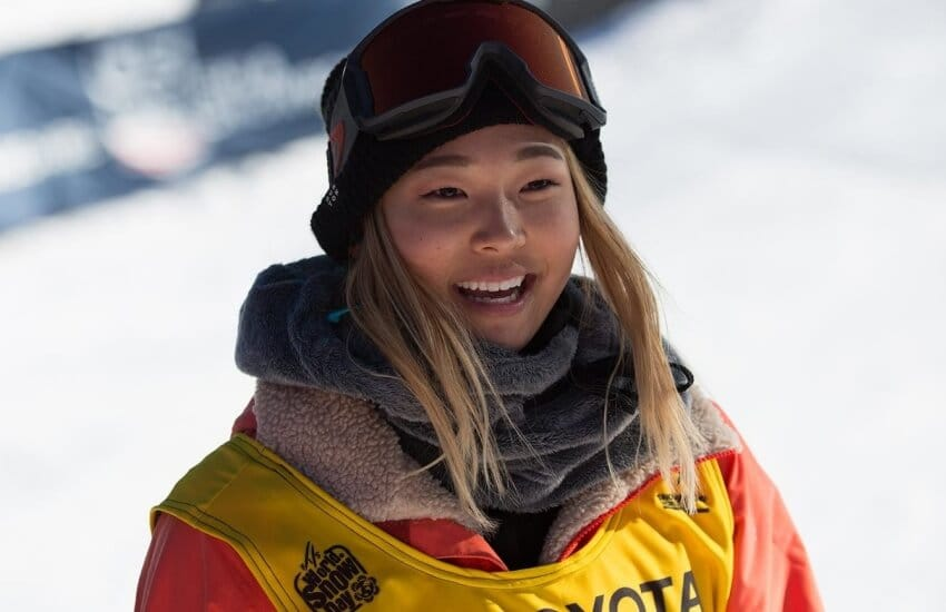 хлоя ким спортсменка сноуборд