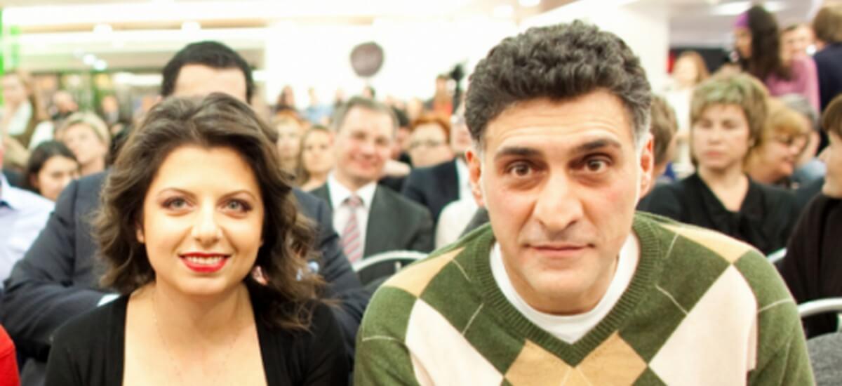 Маргарита Симоньян и Тигран Кеосаян ждут пополнения