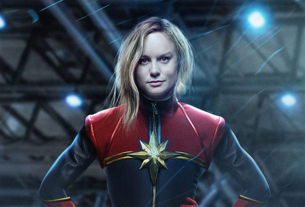 «Капитан Марвел» и еще четыре повода сходить в кино 8 марта