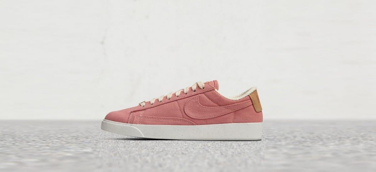 Nike выпустил коллекцию эко-кроссовок