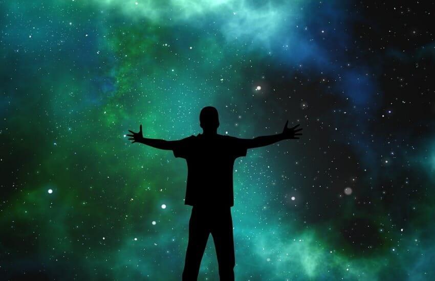 космос человек вселенная nasa