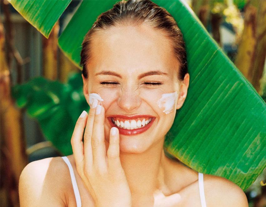 защита от солнца уход за кожей летом