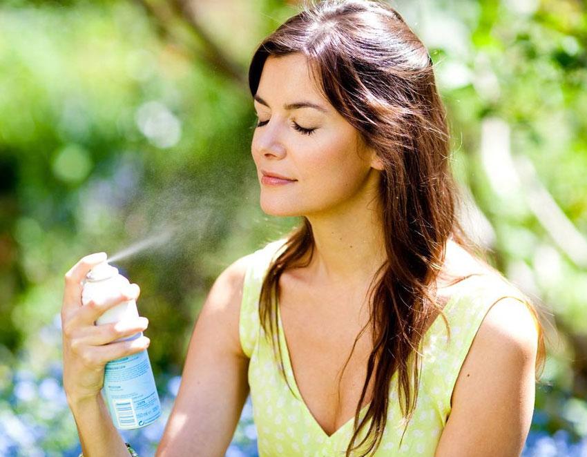 термальная вода увлажнение уход за кожей летом