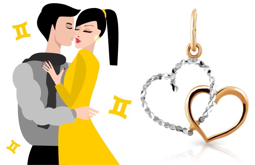 любовный гороскоп знаки зодиака астропрогноз подвеска сердце