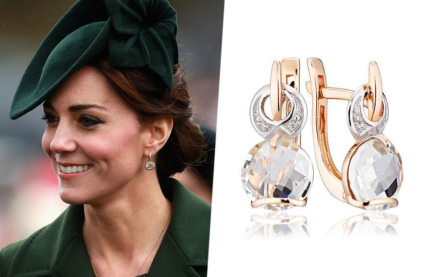 кейт миддлтон принцесса герцогиня кембриджская стиль украшения