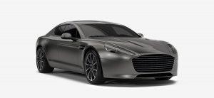 Aston Martin выпустил первый электромобиль