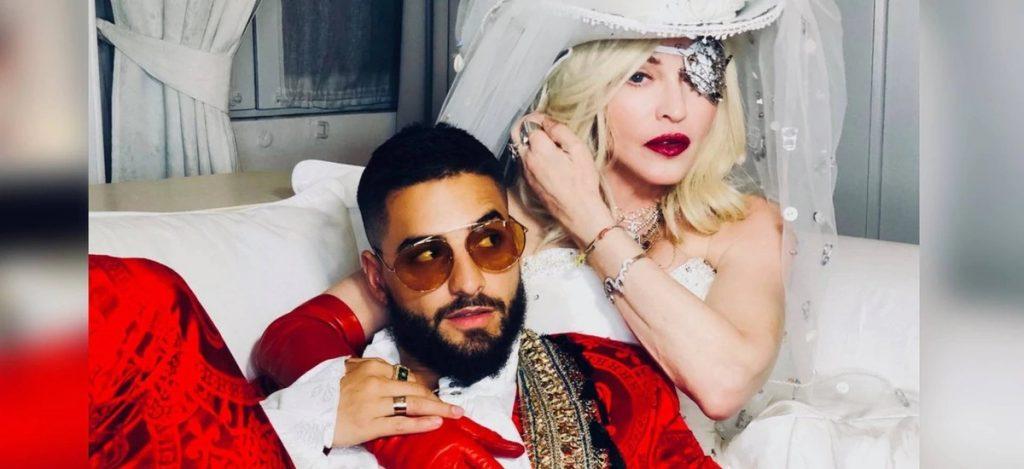 Мадонна выпустила сингл с нового альбома