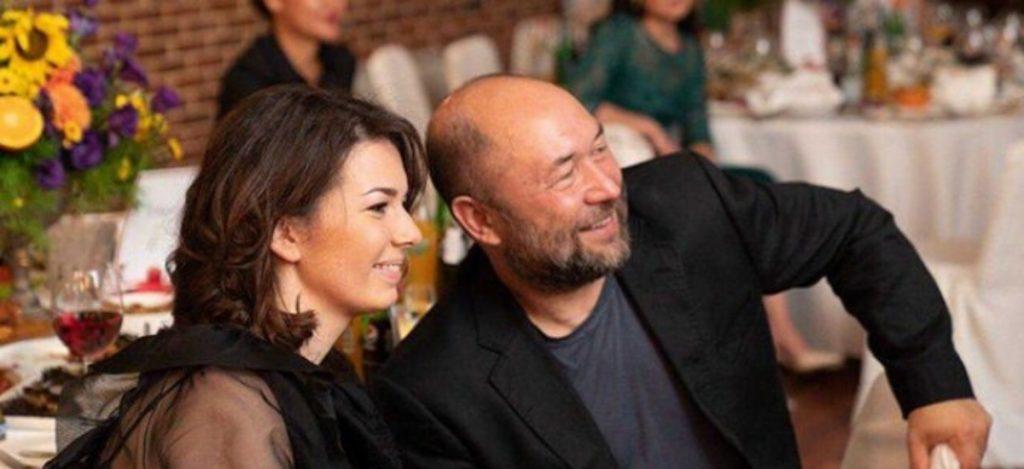 Режиссер Тимур Бекмамбетов женился