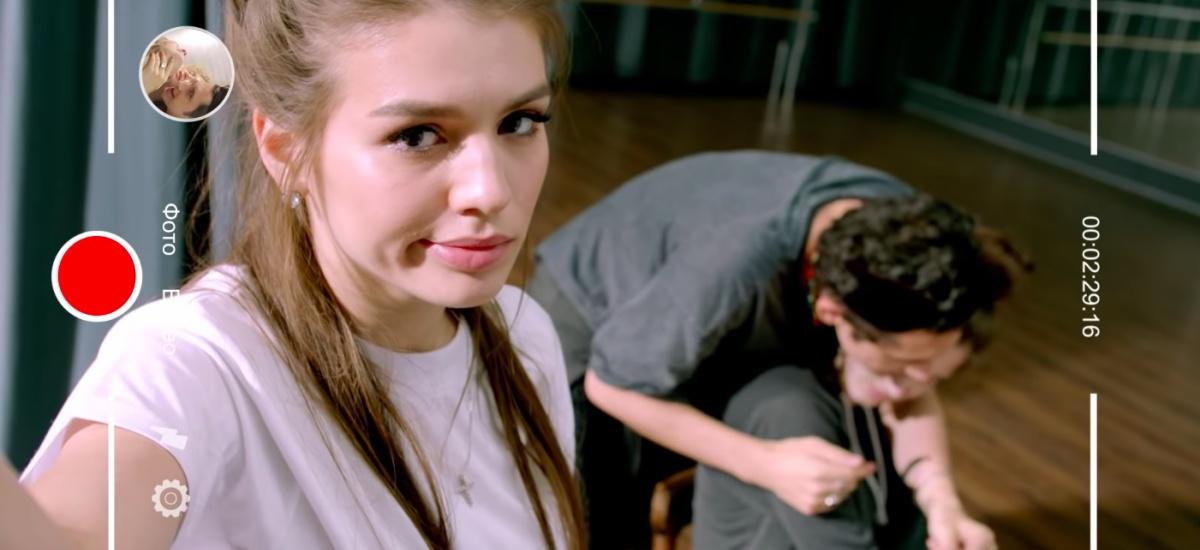 Танцы и ревность в новом клипе Дана Балана