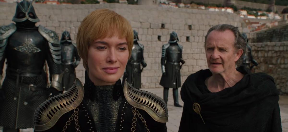 Вышли два новых промо восьмого сезона «Игры престолов»