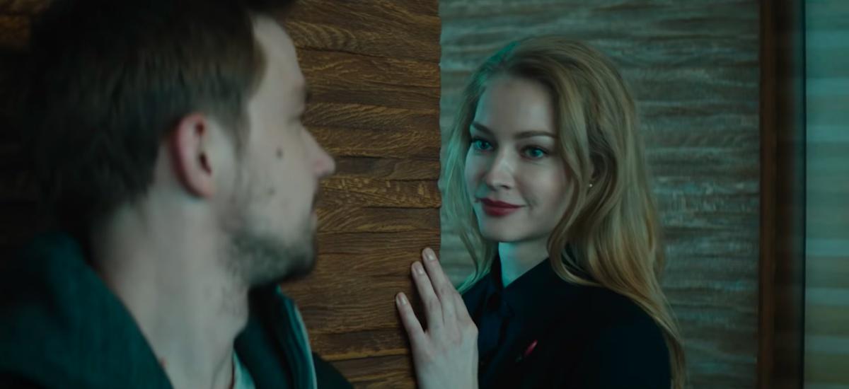 Светлана Ходченкова и Александр Петров в трейлере фильма «Герой»
