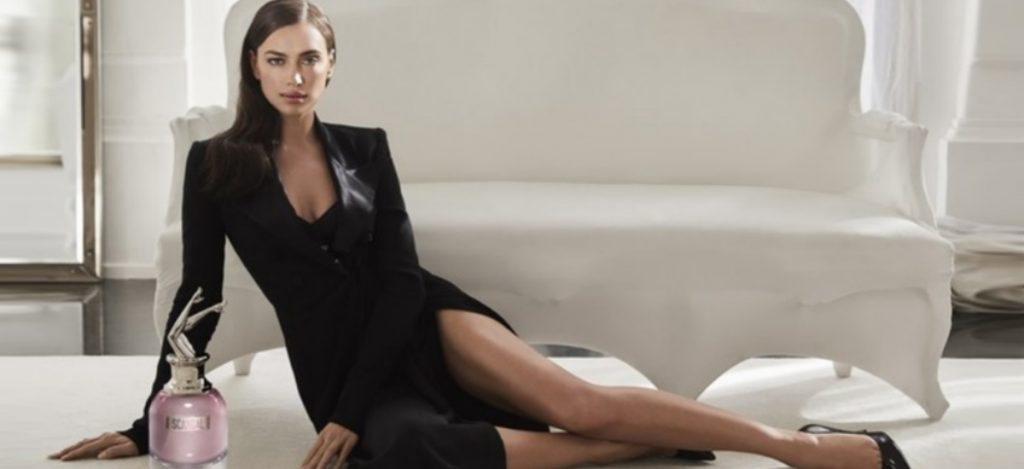 Ирина Шейк стала лицом аромата Jean Paul Gaultier