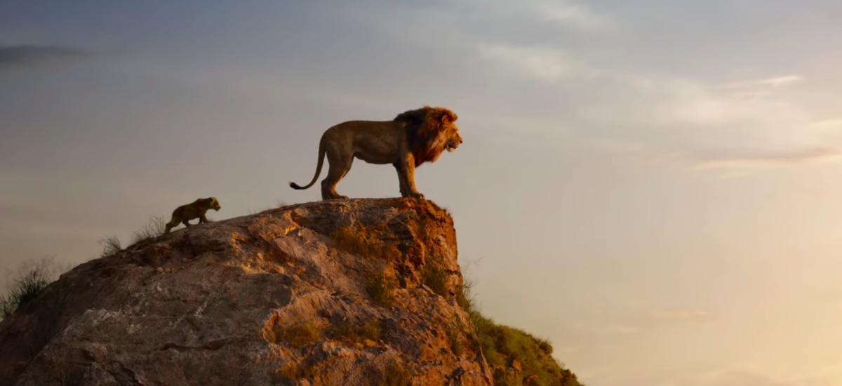«Король Лев»: официальный трейлер
