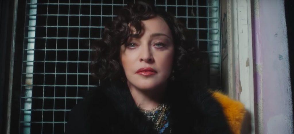 Мадонна анонсировала новый альбом