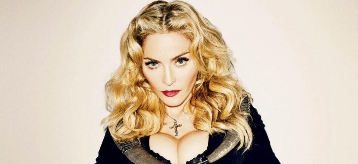 Мадонна выступит на «Евровидении» в Израиле
