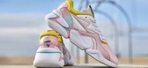 Puma выпускает коллекцию в стиле Барби