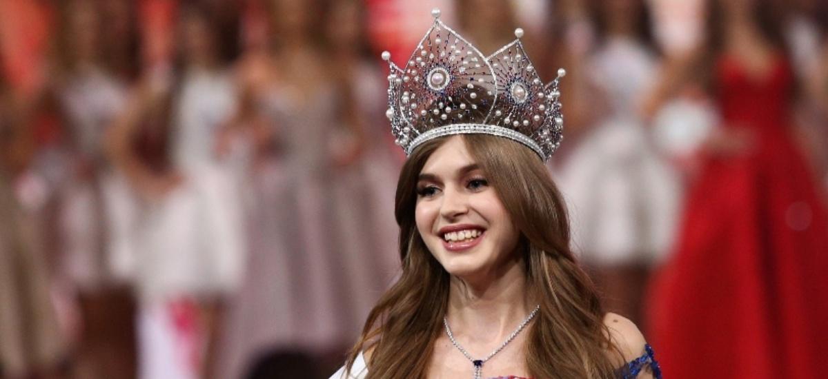 Алина Санько — самая красивая девушка в России