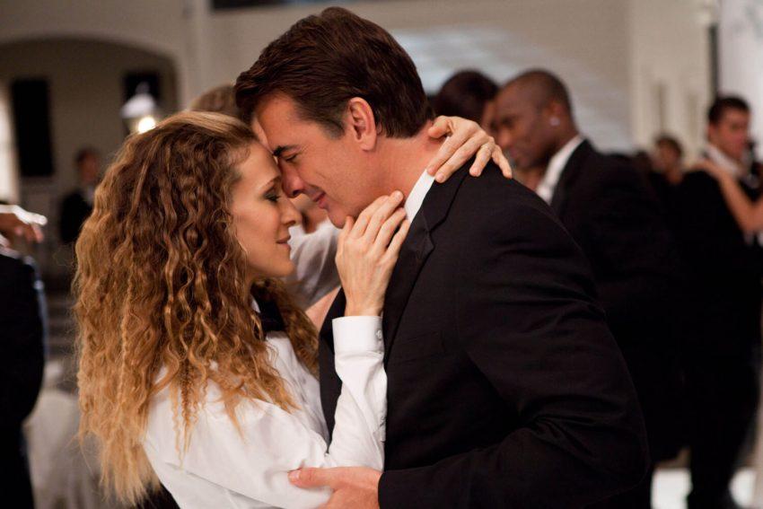 секс в большом городе сериал кэрри мистер биг романтика