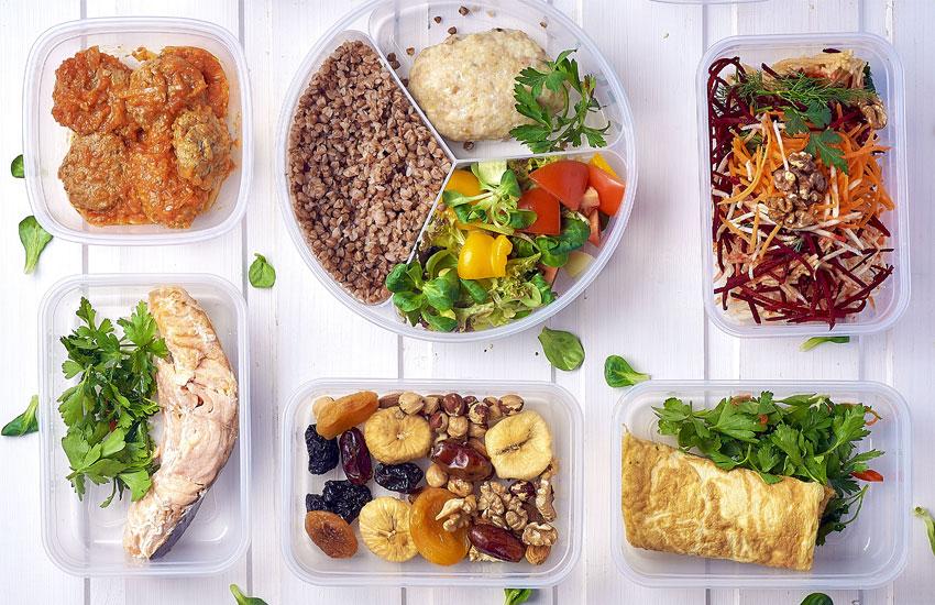 Рацион На День При Похудении. Питание для похудения — меню на неделю