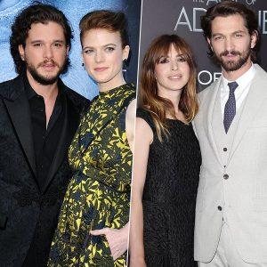 Брачные игры престолов: на ком женаты главные красавчики сериала