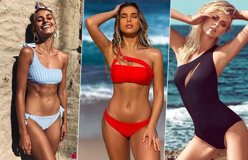 купальники пляжная мода тренды лето аксессуары