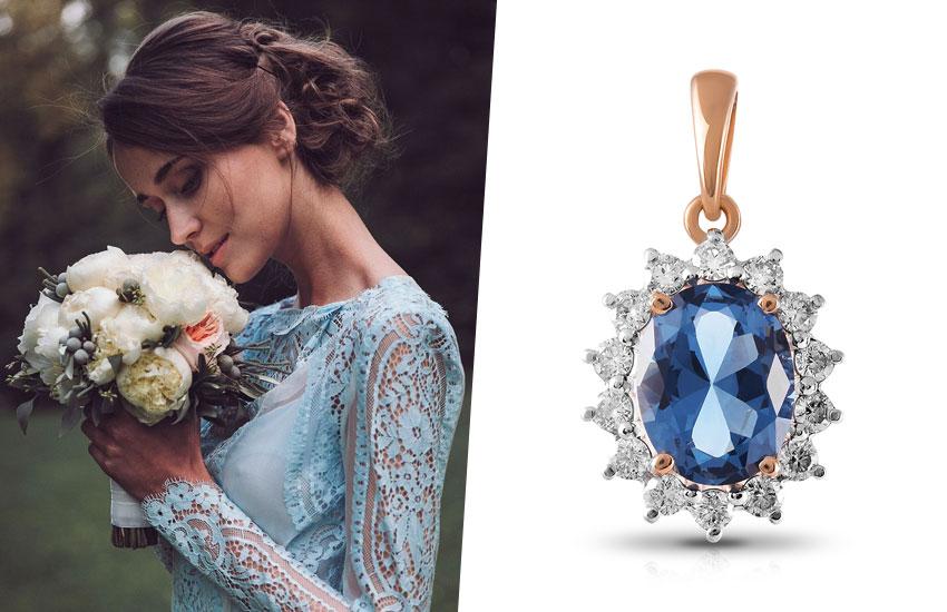 невеста свадебная мода тренды украшения аксессуары подвеска
