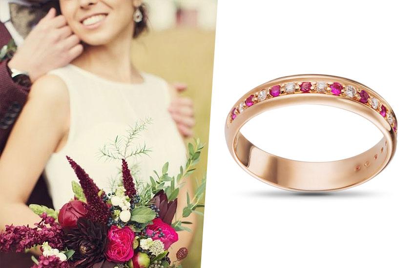 невеста свадебная мода тренды украшения аксессуары обручальное кольцо