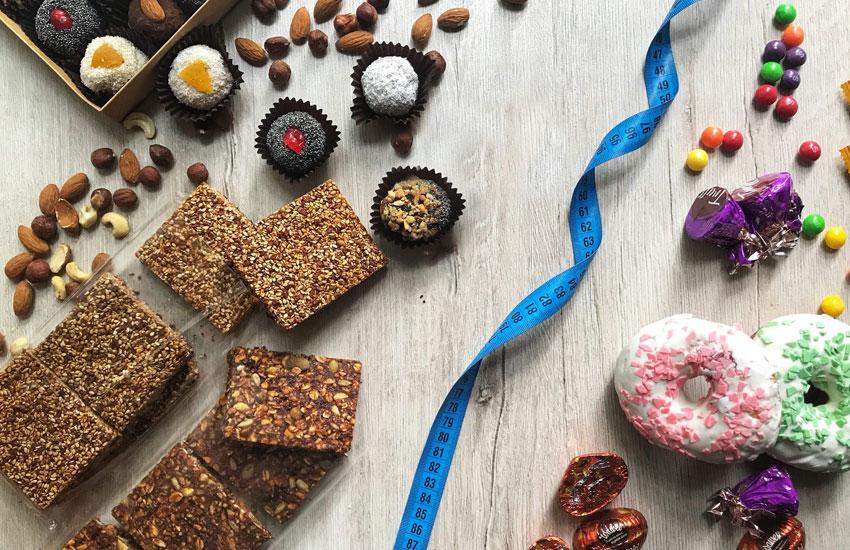 правильное питание похудение ЗОЖ ПП десерты сладости