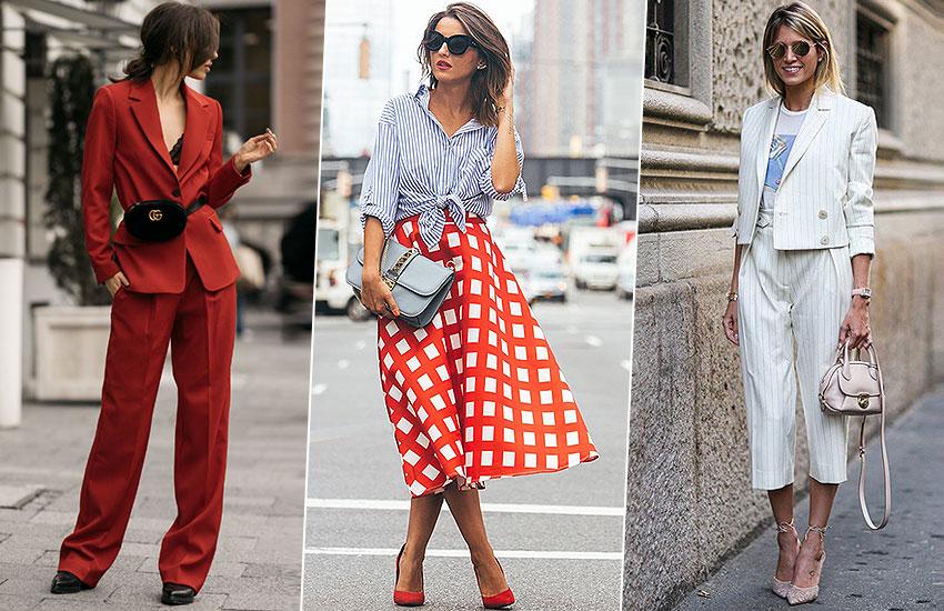 93854465e5a Как стильно одеться в офис летом — Женский журнал
