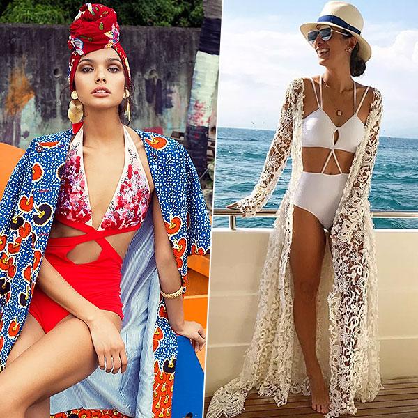 Пляжные тренды: 6 обязательных вещей в твоем чемодане