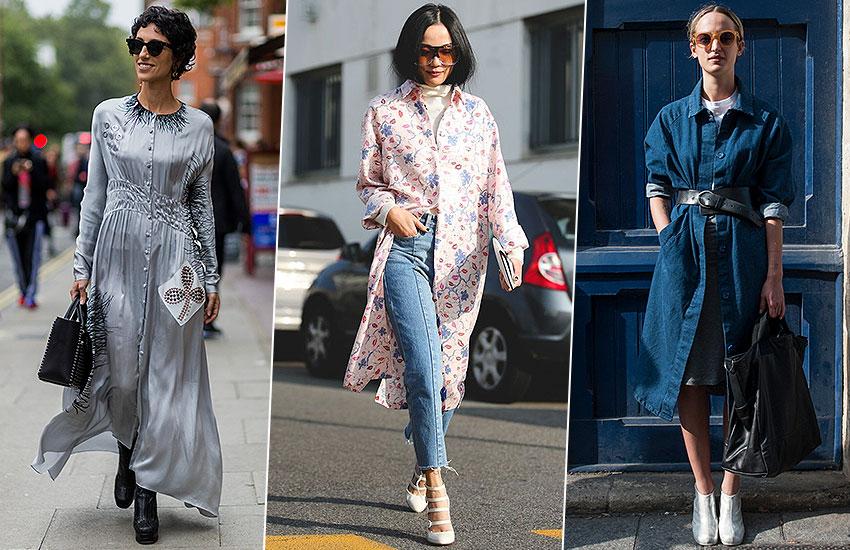 главные покупки июня мода тренды платье на пуговицах