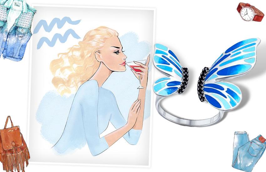Летний гороскоп для девушек знаки Зодиака Водолей