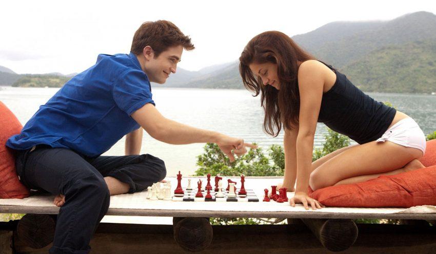 Сумерки кадр игры настолки пара отношения