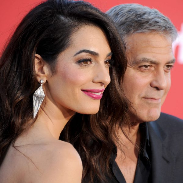 Джордж и Амаль Клуни: «мы были командой с самого начала»