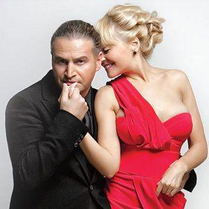 Леонид Агутин и Анжелика Варум: «она – единственная, кому я подчиняюсь»