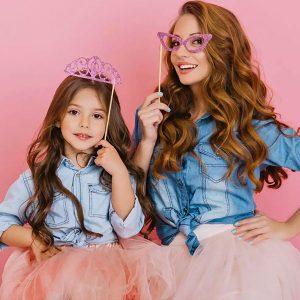 Ювелирный family look: лучшие украшения для мамы и дочки