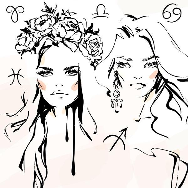 Само очарование или жуткая стерва: как знак Зодиака влияет на женский характер