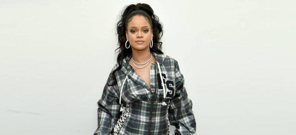 Oversize и ультрамини: первая коллекция Рианны для бренда Fenty