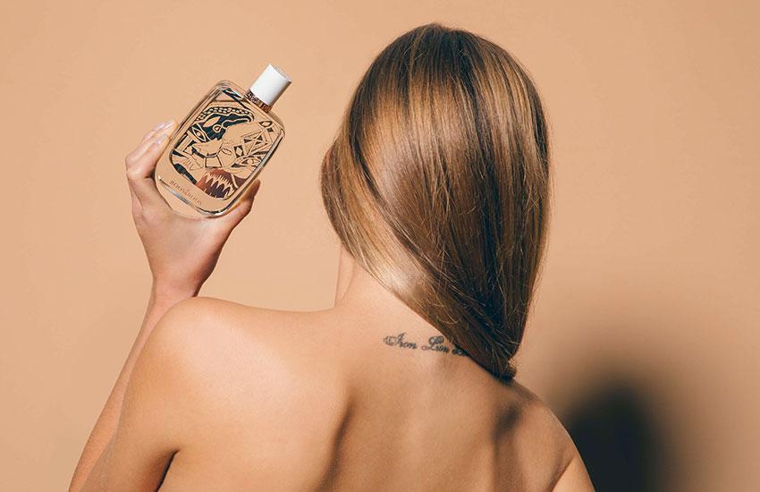 Шанталь и Александра Роос парфюм духи аромат