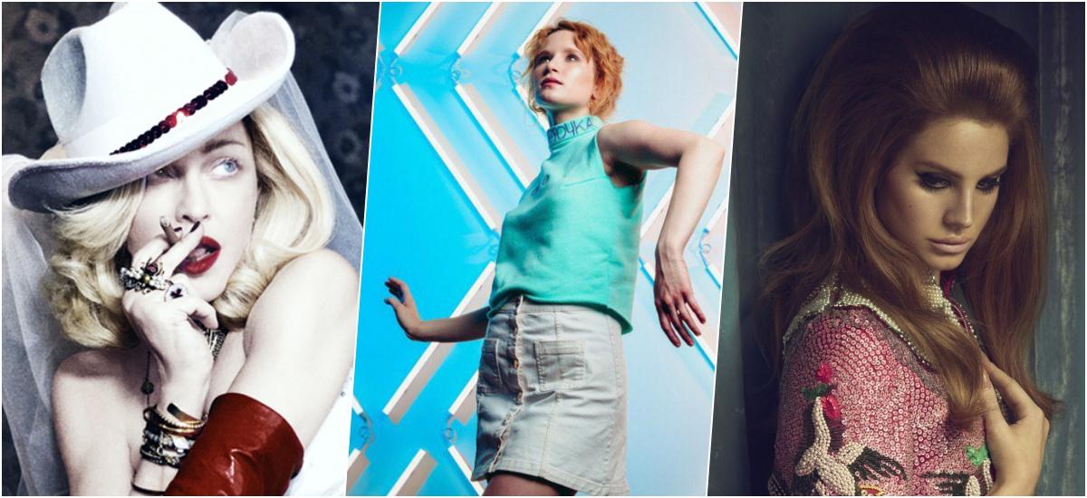 От Мадонны до Монеточки: музыкальные новинки этой недели