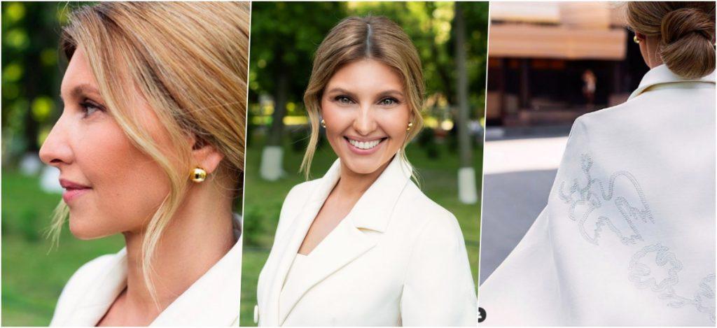 Первая леди Украины завела Instagram