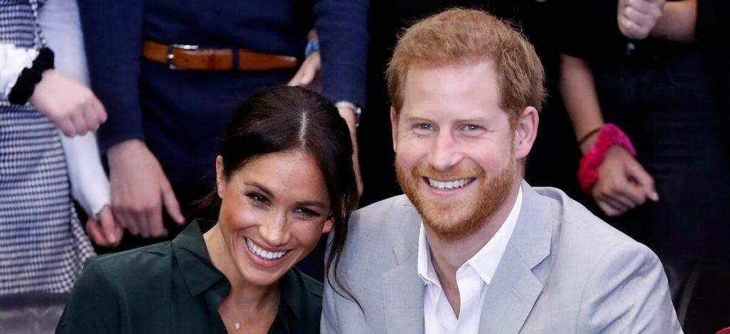 Меган Маркл и принц Гарри стали родителями