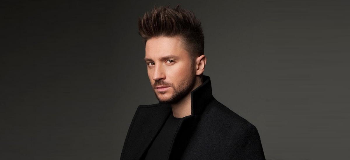 Сергей Лазарев показал отрывок своего выступления на «Евровидении»