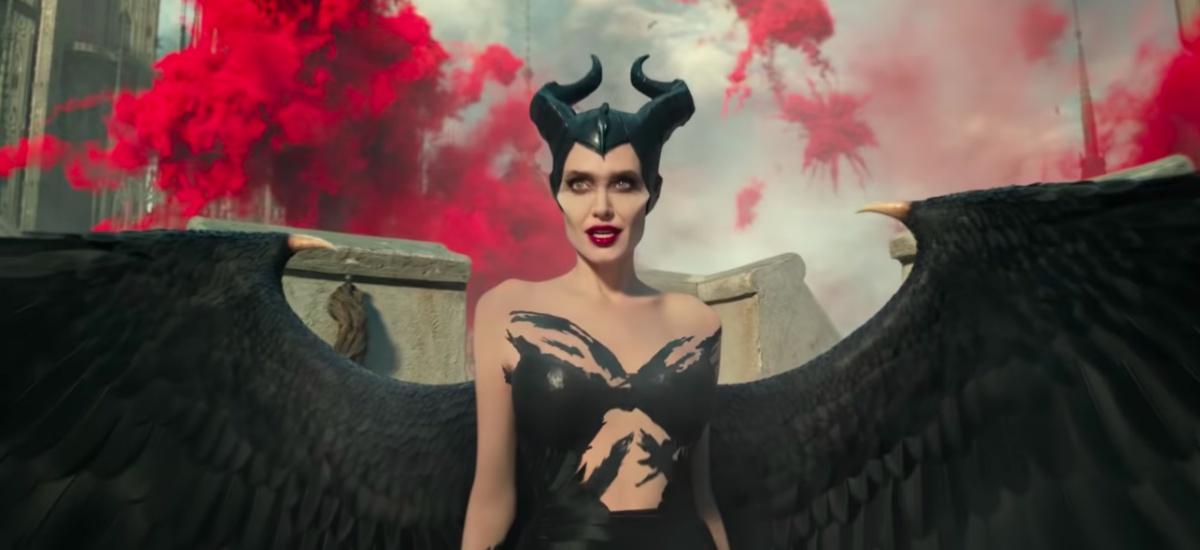 Анджелина Джоли в трейлере второй части «Малефисенты»