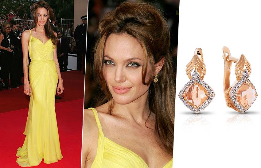 Анджелина Джоли Каннский кинофестиваль стиль образ