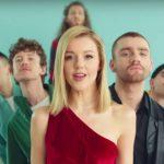 Танцевальный мастер-класс в новом клипе Юлианны Карауловой