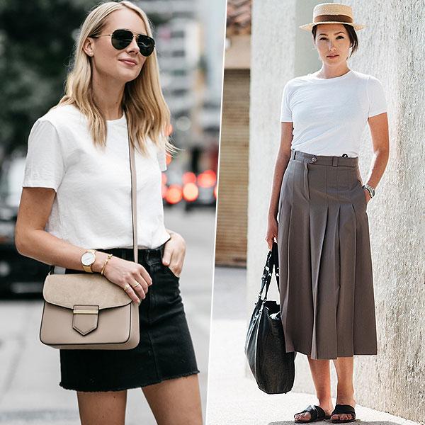 Базовый гардероб: 5 незаменимых вещей в шкафу стильной девушки